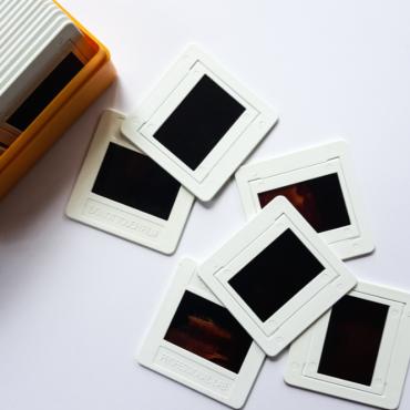 Convert Photo Slides Into Digital