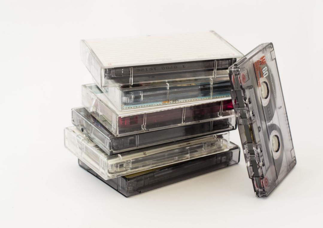 Audio Cassette Tape To Digital
