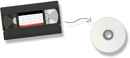 video tape to digital conversion