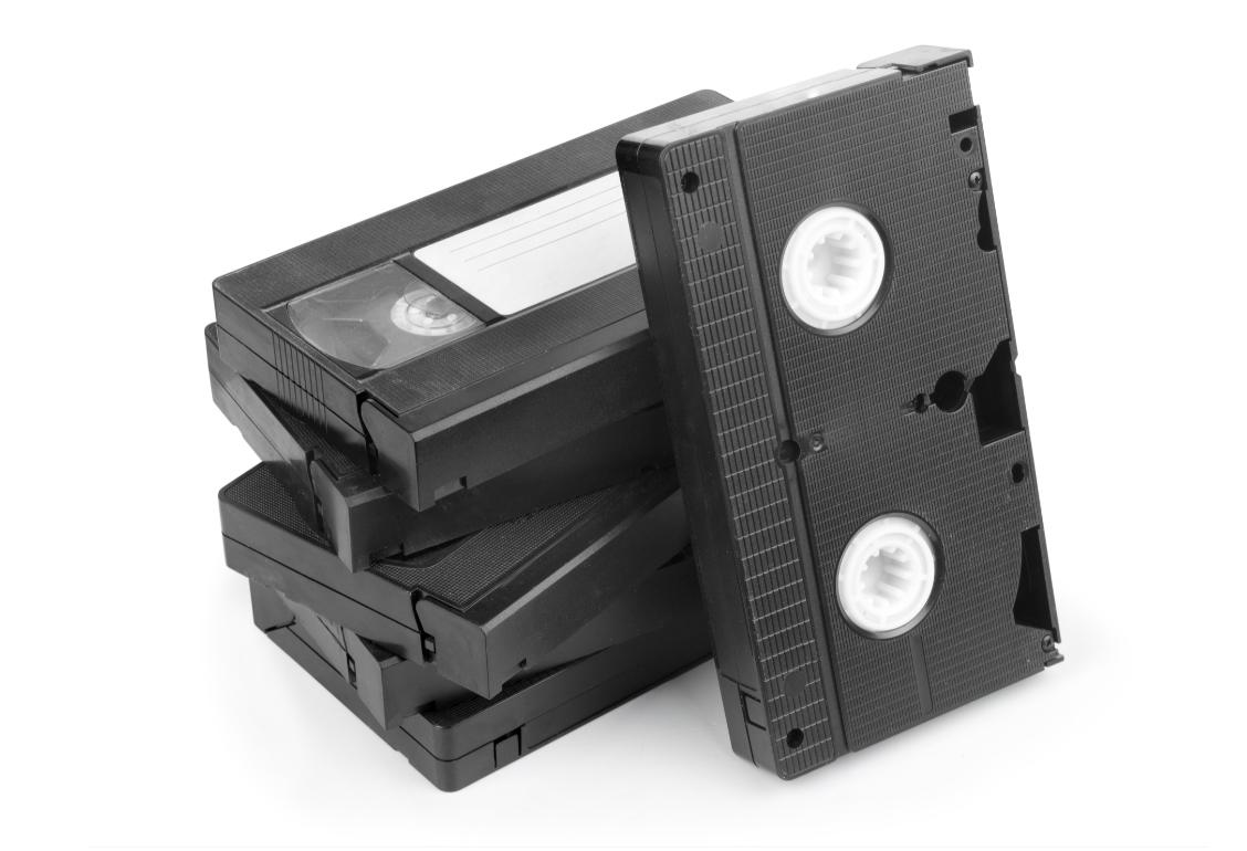 Video Tape Repair