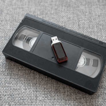 Video Tape To Usb